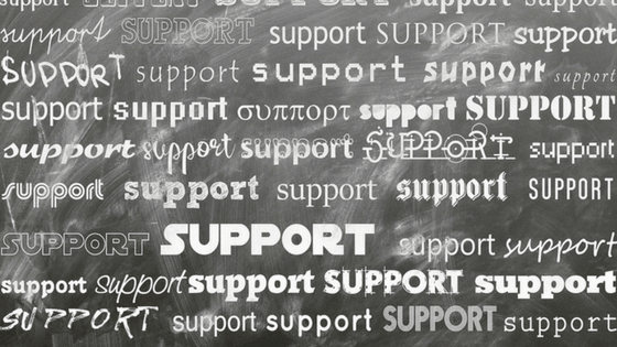 Be the support to someone how needs a Virtual Assistant