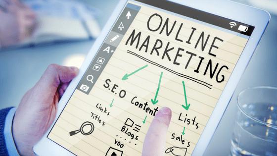 digital online marketing trends 2018