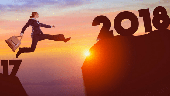New Year, New Start – Be Successful in 2018