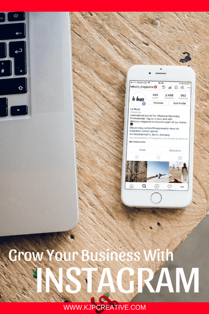 Grow your business with Instagram - Check out these 7 steps to getting started