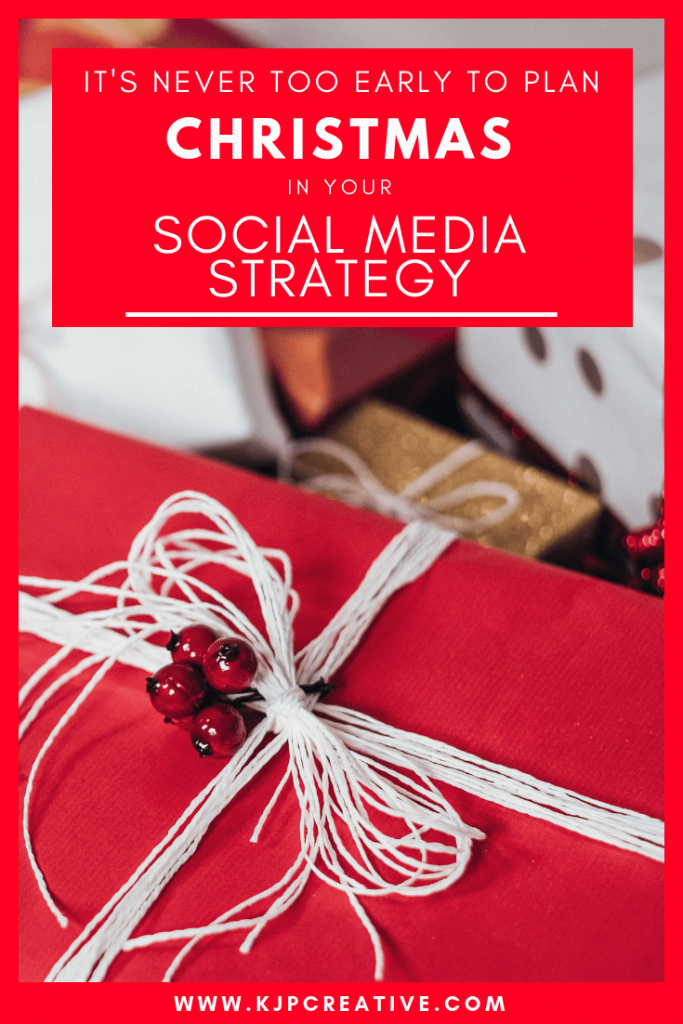 It's never too late to plan your festive online marketing campaigns. Get ready for Christmas with these easy steps. Social media marketing.