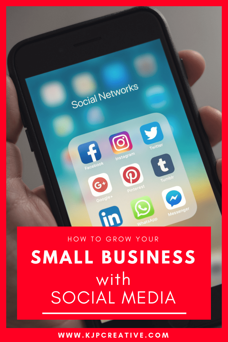 Give your small business a chance to grow with social media marketing - a must have tool for small businesses
