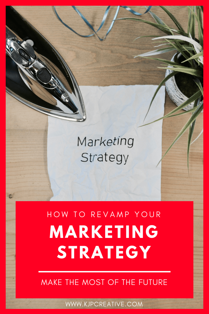 Are you looking to see better results in your marketing? Perhaps it's time to revamp your marketing strategy