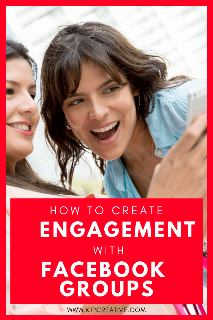 How to create engagement with your audience using Facebook Groups