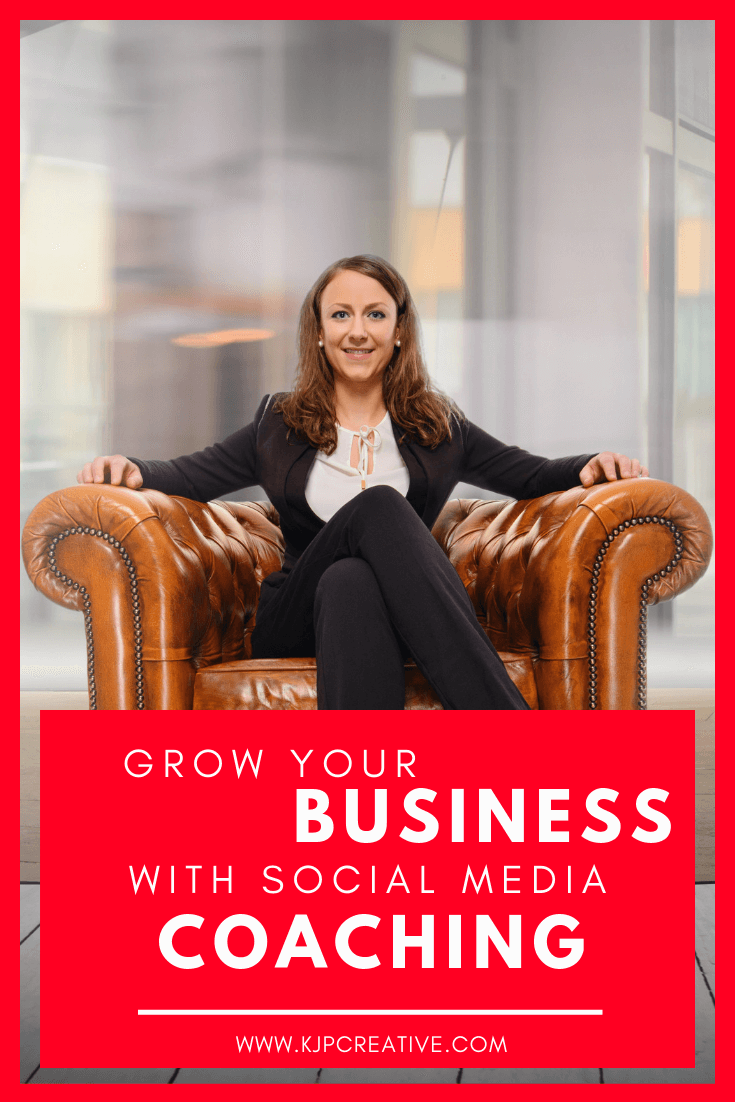 Social media coach - Looking to grow your business with social media but not sure where to start? We have a solution