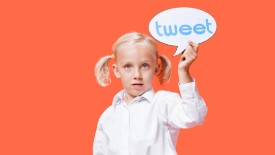 Twitter - what is the main difference in social media networks?