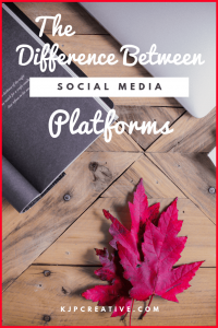 What is the difference between the main social media platforms and how can you use them to grow your business?