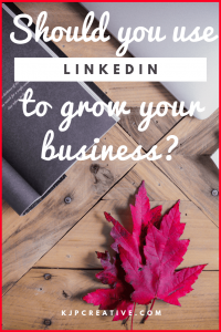 should you be using LinkedIn to grow a business?
