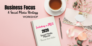 2020 Business planning and social media marketing workshop in Bournemouth hosted by KJP Creative and Coastal VAs