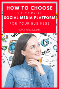 how to choose which social media platforms work for your business