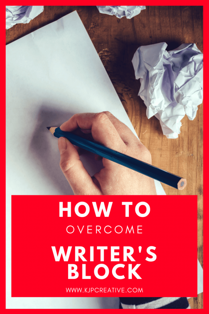 how to overcome writer's block with these quick tips