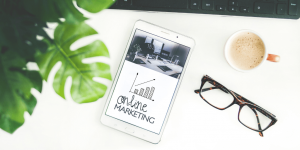 the importance of online marketing - KJP Creative - Bournemouth