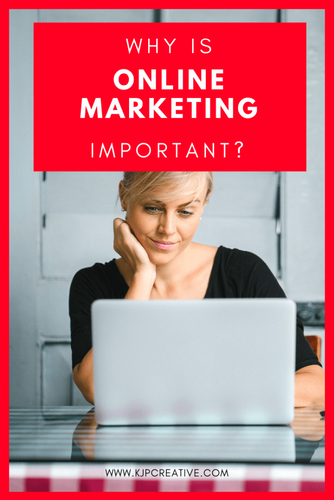 what is the importance of online marketing?