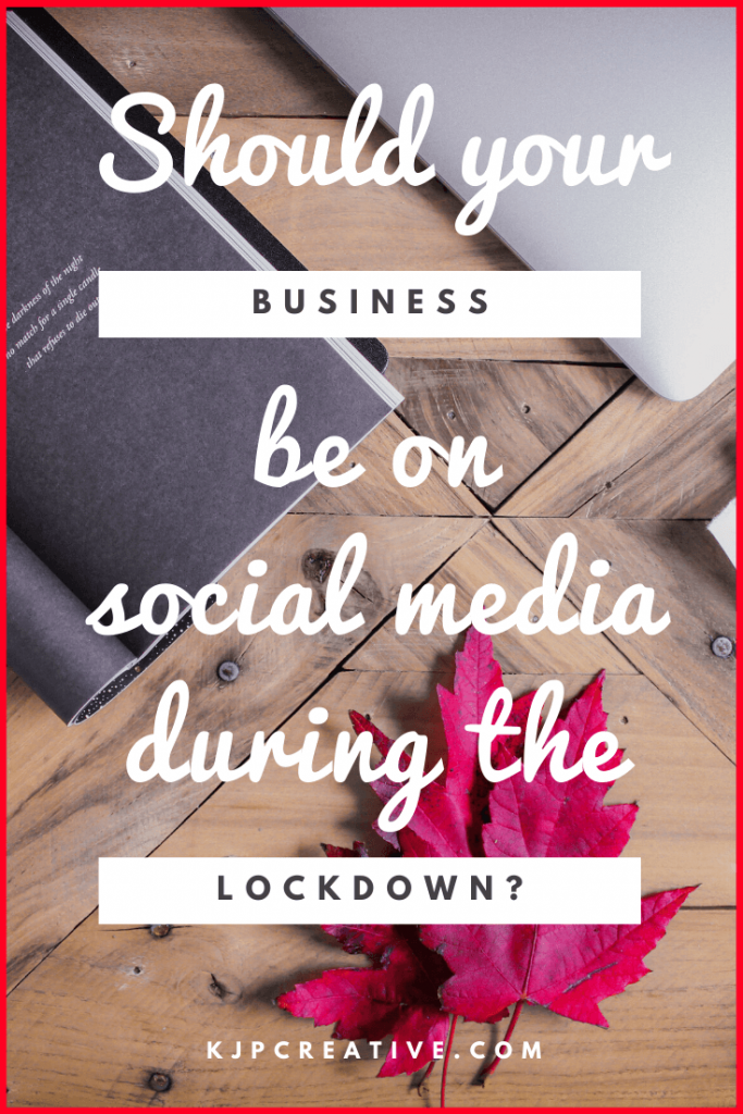6 top tips on how to use social media during the lockdown crisis | KJP Creative