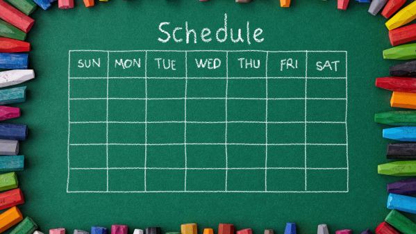 scheduling social media for business owners - be productive and effective