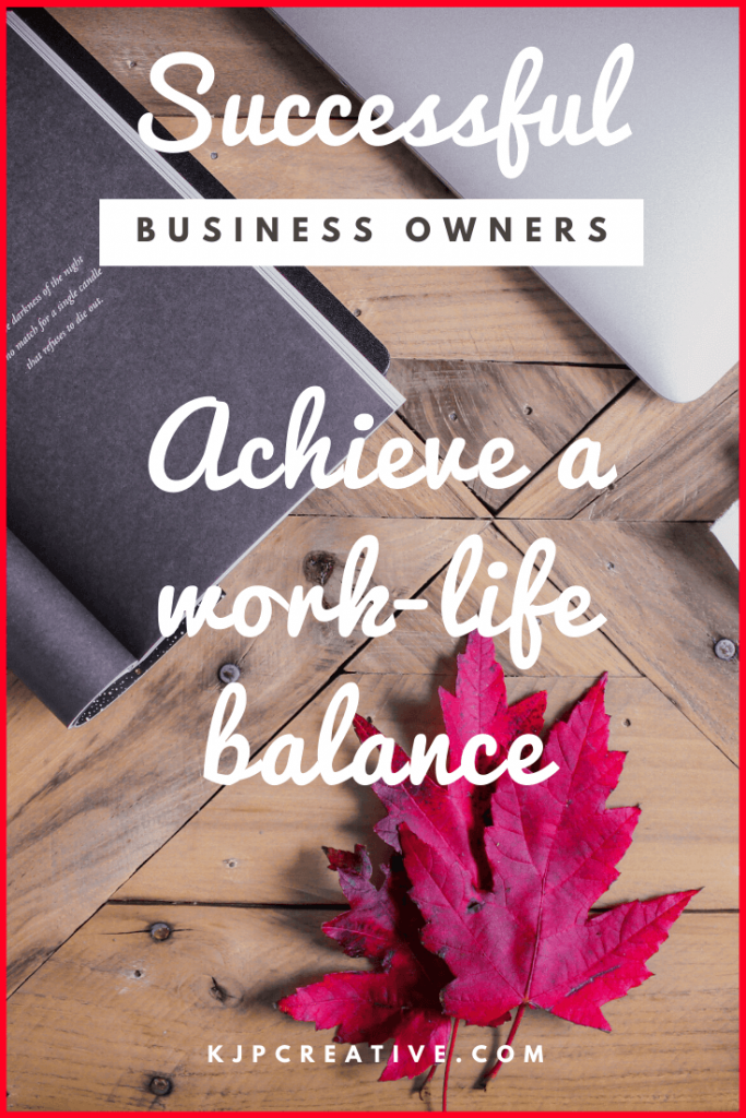 Are you a successful business owner - what does success mean for you? Work-life balance, financial freedom?