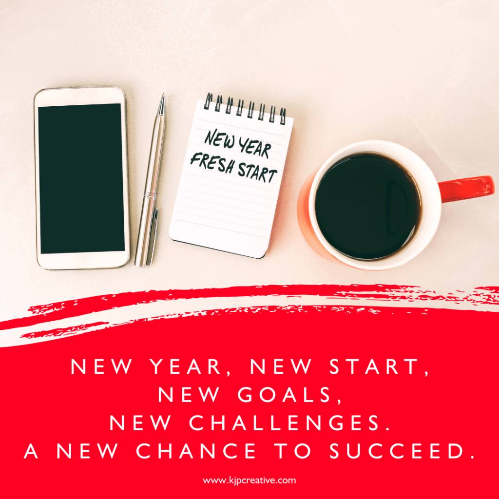 new year new goals