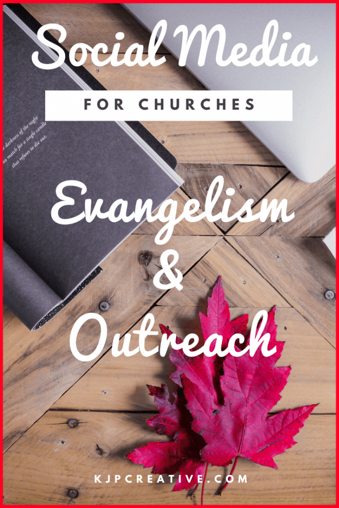 Is your church utilising social media for outreach and evangelism?