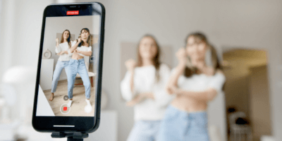 you don't have to create cheesy dances on social media to get engagement