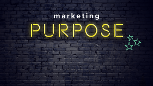 Is there purpose in your marketing - are you doing all you can to get the results you desire? KJP Creative