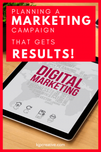 marketing campaigns that get results